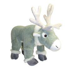 "ADORE 14"" Standing Tundra the Reindeer Stuffed Animal Plush Toy"