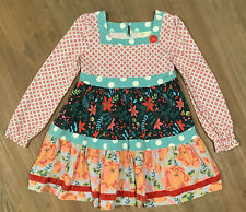 Matilda Jane Once Upon A Time Party Mix Tiered Dress Size 6