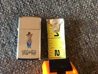 Vintage Pig N Go Zippo Lighter 1966