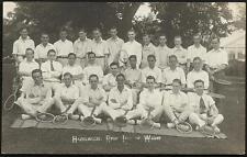 Ryde, Isle of Wight. Hazelwood. Tennis Group.