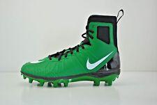 Nike Force Savage Elite TD Football Cleats Spikes Sz 10.5 Green Black 880140 310