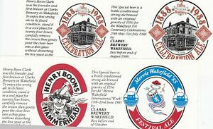 older UK micro label - Clark's/168