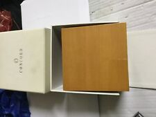 Concord watch box inner and outer box empty box