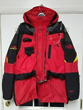 North Face Heli 10th Mountain Parka and High Camp vest XL     steep tech