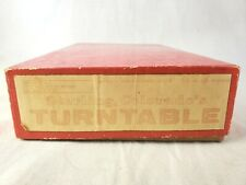 Scale Structures Limited HO Turntable Kit #K122A/30