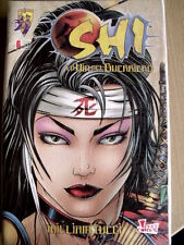 SHI  La via del guerriero n°6 1999 Cult Comics  [SP8]