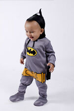Baby Batman Halloween Costume Infants Toddlers Boys / Girls3 months- 12months