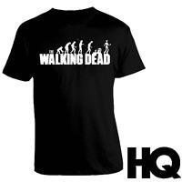 The Walking Dead Horror Zombie t shirt t-shirt Maglietta maglia