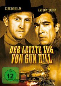 Der letzte Zug von Gun Hill [DVD/NEU/OVP] Western mit Kirk Douglas, Anthony Quin