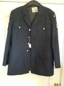 British Royal Air Force Sergeant uniform Tunic Jacket