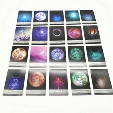 44-Card Deck Tarot Cards Moonology Oracle Cards  A English Gift Practical Game