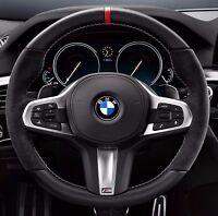 BMW G30 G11 G12 G05 G14 G15 G07 M Performance Sport Alcantara Direction Roue OEM