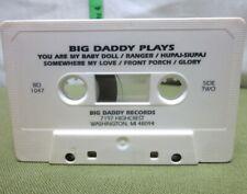 BIG DADDY LACKOWSKI Plays cassette tape Puka Jasiu polka Glory 1972 Blue Skirt