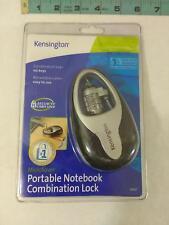 Combination Lock Kensington MicroSaver Portable Notebook 64087 NEW Sealed