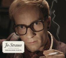 JO STRAUSS - DER BLINDE FLECK   CD NEU