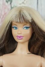 Model Muse HELLO KITTY Steffie Face Dirty Blonde Barbie Nude Doll
