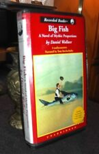 Big Fish by Daniel Wallace / Tom Stechschulte Unabridged Audiobook Cassettes