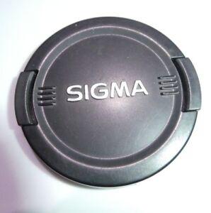 Sigma 58mm Lente Tapa Frontal Japón Original Para Ld Apo 70-300mm f4-5.6
