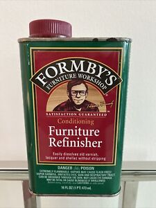Form-bys Conditioning Furniture Refinisher 16 fl oz (Slightly Rusty Can)