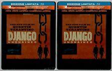 DJANGO UNCHAINED - ITALY STEELBOOK - YOU PICK #850 OR #897 OF 1000