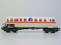 Kesselwagen LÖWENGAS 10 der DB, Märklin HO,MHI 1994,4798-5,TOP,HB