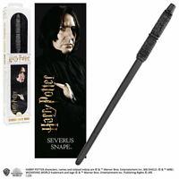 Harry Potter Severus Snape Professor Piton Pvc Wand - Bacchetta Magica