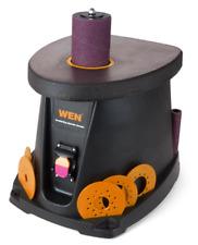 Wen Oscillating Spindle Sander 6510t Black 35 Amp 12 Hp