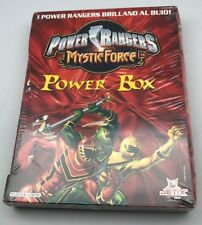 Power Rangers Mystic Force Power Box Italian