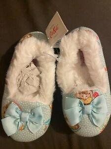 Cath Kidston Girls Slippers size 10