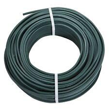 Illu Illumation Kabel Leitung  H05RNH2-F Flachkabel grün Meterware