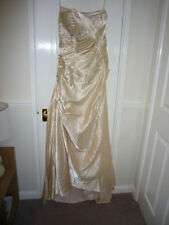 Satin Unbranded Strapless Wedding Dresses