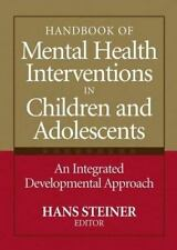 Handbook of Mental Health Interventions in Children and Adolescents:-ExLibrary