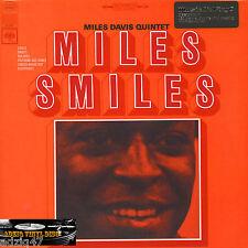 ♫ 33 T MILES SMILES MILES DAVIS QUINTET   VINYL 180 G POCHETTE ORIGINALE  ♫