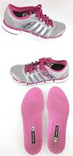 Adidas Climacool Oscillation Running Training Shoes Grey Pink Sz 6