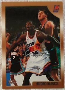 Carte Basketball NBA Topps 1998-99 #164 Antonio McDyess Phœnix Suns