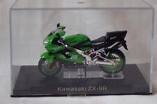 MOTO KAWASAKI ZX 9R série les grandes motos à collectionner  ALTAYA / IXO