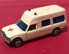 Siku V233 Mercedes Benz Binz Krankenwagen Ambulance made in Germany W/ Bed