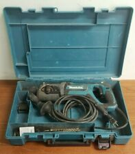 Makita Hr2475 1 D Handle 3 Mode Sds Plus Rotary Hammer Drill In Case With Bits