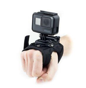 Hand Mount Wrist Strap For GoPro Max Hero9 Hero 9 8 7 6 5 4 3 Action Cam Go Pro