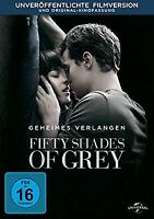 Fifty Shades of Grey - Geheimes Verlangen von Taylor-John... | DVD | Zustand gut