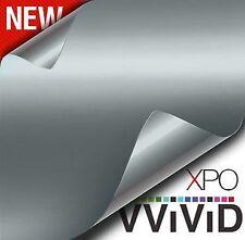 Vvivid Xpo Nardo Grey Matte Vinyl Car Wrap Decal