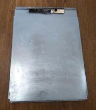 Clipboard storage case aluminum