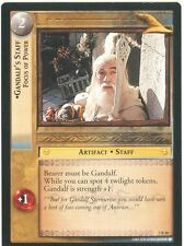 Lord Of The Rings CCG Card RotK 7.R38 Gandalf's Staff, Focus Of Power