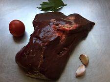 1 kg Leber vom Highland-Jungbullen Rinderleber Innereien köstlich
