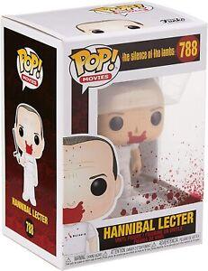 FUNKO POP! Vinyl Figure - Hannibal Lecter #788 - Silence of the Lambs Blood Box