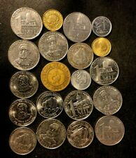Old PARAGUAY Coin Lot - 1944-Present - 20 Great Coins - Lot #N25