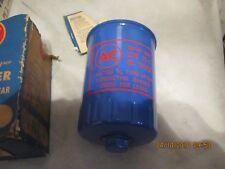 AC VINTAGE ORIGINAL NOS OIL FILTER PF 7 BLUE ONE