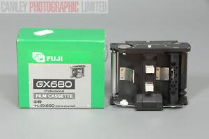 Fuji GX680 Film Insert Cassette. Boxed. For 120 & 220 (05013047). Graded: LN ...