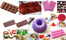 Baking Silicone Fondant Cake Mold Decorating Chocolate Mould Sugarcraft Tool DIY