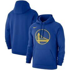 Nike Mens NBA Golden State Warriors Club Fleece Hoodie Sweatshirt 3XL NEW $70
